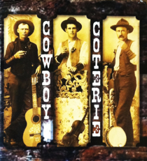 The album of cowboy songs by Brian Berquist, Cowboy Coterie