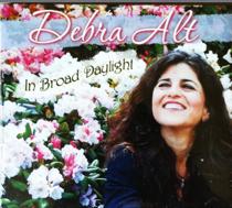 Debra Alt CD In Broad Daylight