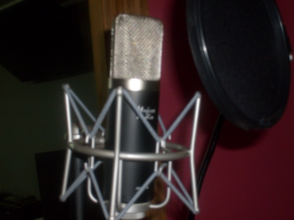 One excellent microphone for vocals as well as other applications.