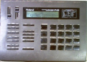 The Roland R-8's best feature is 8 separate outputs.