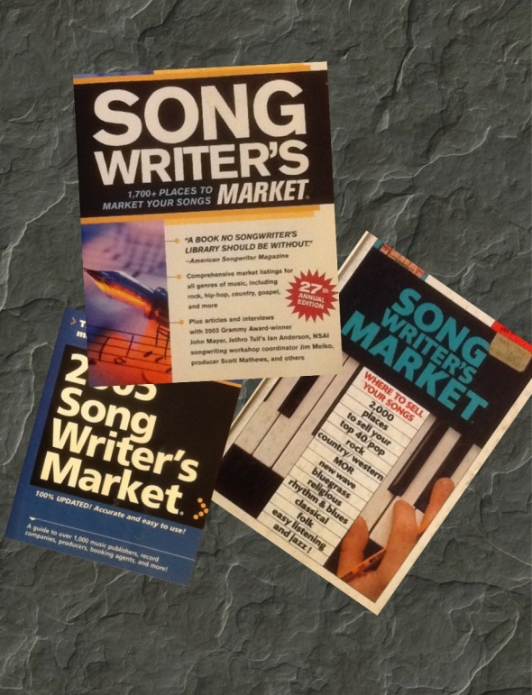 Is Songwriter's Market long in the tooth?
