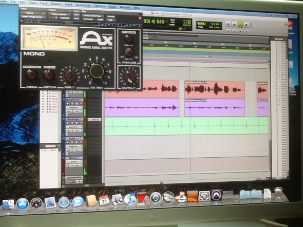 Aural Exciter Software for Pro Tools HD