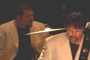 David Northrup & Bill Watson in a Basket Case video capture