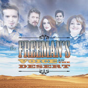 Freemans Voice In The Desert CD