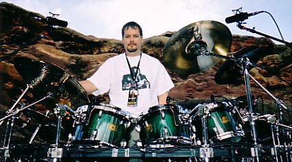 David Northrup at Red Rocks