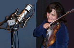 Acclaimed session player, Wanda Vick of Nashville Trax Dobro Tracks Online.