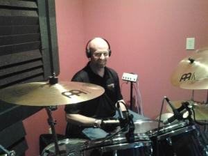 Drummer for Jesus, Darrell Hcks