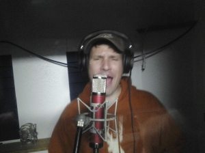 Mission 615 singer Grant Anderson