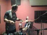 Jim Riley Cymbal swells