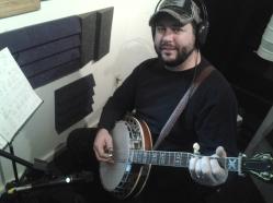 Aaron, banjo