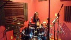 Jim Riley: Drums